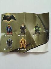 Brand New Sealed Batman Unlimited & Batman V Superman Mighty Minis - Choose Any