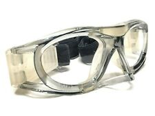 Eversport SP0859 Mens Clear Rx Protective Sports Goggles Eyeglasses Frames 56/20