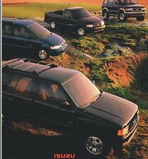1997 ISUZU TROOPER / RODEO / OASIS/HOMBRE Pick Up Catalog/Brochure: S,LS,PEP,'97