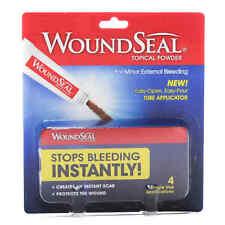 Wound Seal Stop Bleeding Powder 4 count