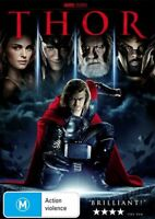 Thor DVD NEW Region 4 Chris Hemsworth