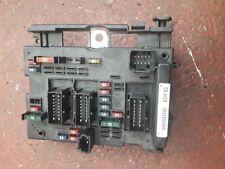 PEUGEOT 206 FUSEBOX BSM B3 CITROEN PICASSO various part numbers