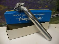 Campagnolo  Super record flutted seatpost 25.8 mm new in box.