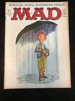 VINTAGE 1961 #63 MAD MAGAZINE COMIC *excellent condition*
