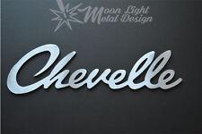 Chevy Chevelle Logo sign Metal Garage sign Chevrolet  Metal Art