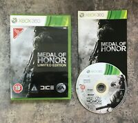 Medal of Honor Limited Edition - Xbox 360 Game - Manual Included