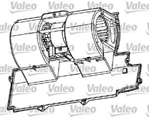 VALEO Heater Fan Blower fits IVECO Eurocargo 1991-
