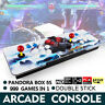 999 in 1 (Pandora) Box 5s Retro Video Games Double Stick Arcade Console Light US