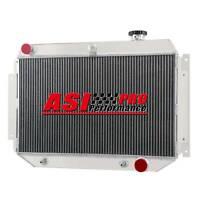 3 ROW Aluminum Radiator For Holden HG HT HK HQ HJ/HX/HZ chevy V8 38 45 AT/MT PRO