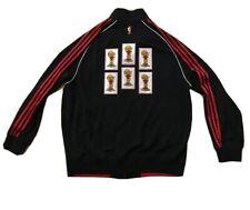 Adidas Originals Chicago Bulls NBA 6 Times WORLD Champions Track Top Jacket 90s
