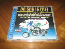Da Sak is Fatt Vol. 1 Rap CD - 2 Disc Set - B-Legit Big Syke San Quinn Mac Mall