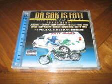 Da Sak is Fatt Vol. 1 Rap CD - 2 Disc Set - B-Legit Big Syke San Quinn Mac Mall