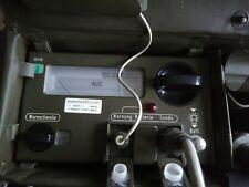 Strahlenmessgerät + Behälter *Bundeswehr *Geigerzähler *Militär *Dosimeter