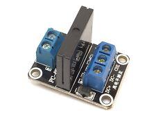 1-Kanal Solid State Relais Modul für Arduino | 5V | 240V 2A | SSR