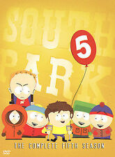 South Park - The Complete Fifth Season by Trey Parker, Matt Stone, Isaac Hayes,