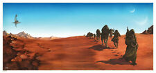 Sleep DOPESMOKER Official Album Cover Print by Arik Roper LIMITED EDITION OF 250