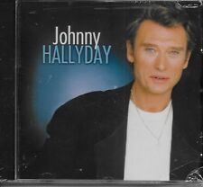 JOHNNY HALLYDAY ALBUM 1 CD *COMPILATION * 12 TITRES  NEUF SOUS BLISTER