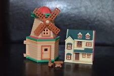 Sylvanian Families-Calico Critters-Toy shop toys et Miniature Moulin à Vent