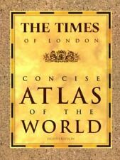 The Times of London Concise Atlas of the World 2001 260 maps
