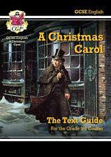 Grade 9-1 GCSE A Christmas Carol English Text Guide Age 14-16 years CGP KS3 New
