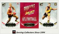 2009 Select AFL Pinnacle Trading Cards Base Card Full Set (195)