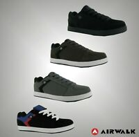 Mens Airwalk Sports Suede Accents Brock Skate Shoes Trainers Sizes UK 7-12