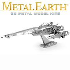 Fascinations Metal Earth SR2 Normandy Mass Effect Laser Cut 3D Model