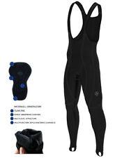 Abbigliamento nero di maglia per ciclismo