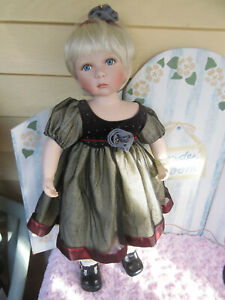 """Florence Maranuk Collection """"Britt"""" Doll Show Stoppers 22"""""""