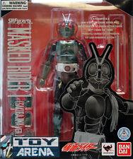 S.H. Figuarts Masked Rider No. 1 Sakurajima Ver Kamen Action Figure Bandai