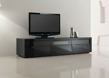"Brand New ""Diamond"" High Gloss Polyurethane Lowline TV Entertainment Unit"