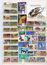 Lot Tiermotive - Insekten  ( 30187 )