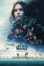 STAR WARS ROGUE ONE POSTER (61x91cm) MOVIE ONE SHEET PICTURE PRINT
