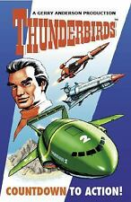 Countdown to Action - Joan Marie Verba / Thunderbirds Gerry Anderson TB1 2 3 4 5