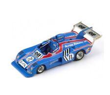 "Alpine A441 #11 Hoshino-Hasemi ""Winner 500Km Fuji"" 1978 (Spark 1:43 / SJ009)"
