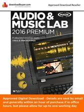 MAGIX Download Image, Video & Audio Software