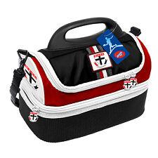 AFL ST Kilda K.F.C Insulated Kids Back to School Lunch Box Cooler BAG Gift