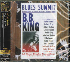 B.B.KING-BLUES SUMMIT-JAPAN CD C15