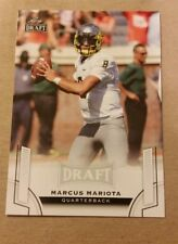2015 Leaf Draft Marcus Mariota Tennessee Titans Rookie (3 cards in this lot)