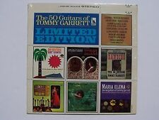 50 Guitars Of Tommy Garrett - 50 Guitars Limited Edition Vinyl LP Record Album S