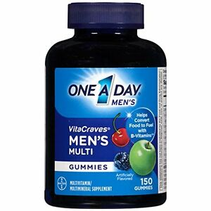 One A Day Men's Vitacraves, 150 Count