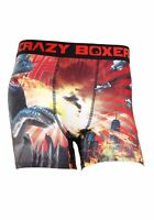Crazy Boxers Toy Godzilla Men's Boxer Briefs