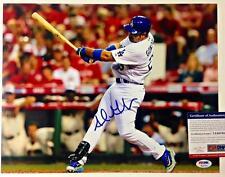 ADRIAN GONZALEZ Autograph DODGERS Signed 11x14 Photo PSA/DNA ITP Witness COA (b)