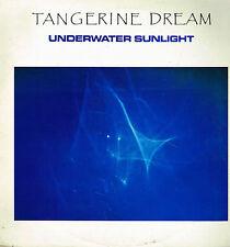"LP 12"" 30cms: Tangerine Dream: underwater sunlight. jive electro. D"