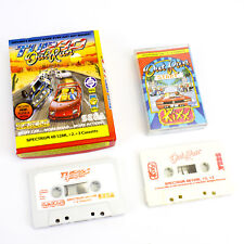 Outrun & Turbo Outrun for ZX Spectrum 48 / 128k, Boxed