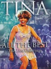 Tina Turner - All The Best - The Live Collection (NEW DVD)
