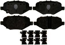 Disc Brake Pad Set-Ceramic Disc Brake Pad Rear ACDelco Pro Brakes 17D1612CH