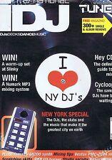JUSTIN ROBERTSONIDJ magazine  May2001