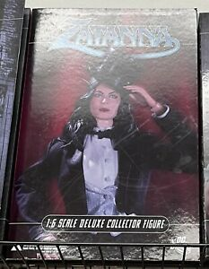 DC Direct 1:6 Scale Zatanna Deluxe Action Figure Doll