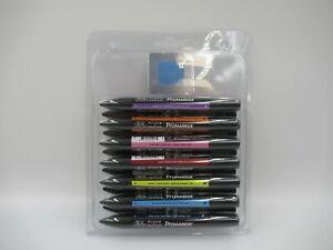 Windsor & Newton Promarker Pack Of 13 Marker Pens C764